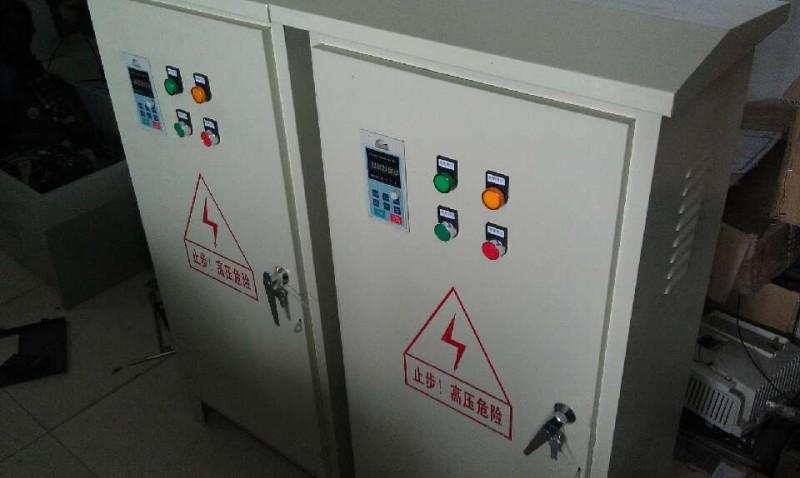 变频恒压供水控制系统